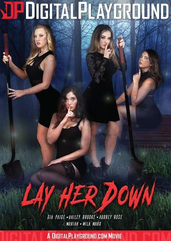 Lay Her Down from Digital Playground front cover