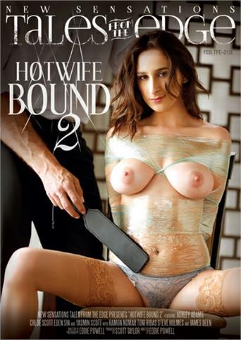 Hotwife Bound 2 from New Sensations front cover