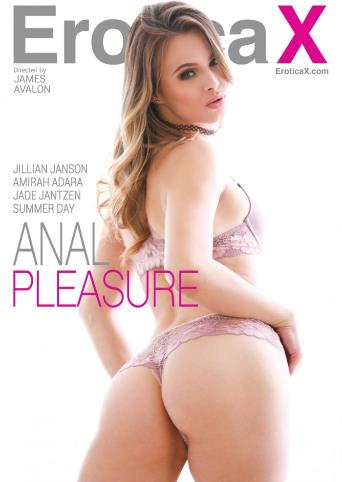 Anal Pleasure from Erotica X front cover