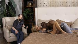 Interracial Cougar Cuckold 5 Scene 3
