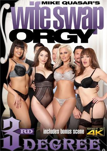 Wife Swap Orgy from 3rd Degree front cover