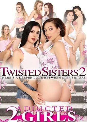 Twisted Sisters 2 from Addicted 2 Girls front cover