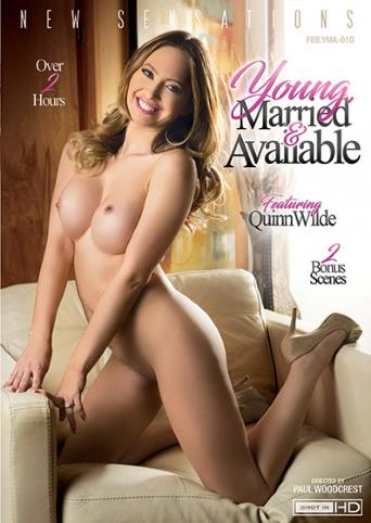 Young Married And Available from New Sensations front cover