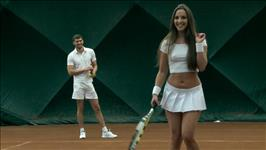 Anissa The Tenniswoman Scene 3