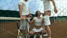 Anissa The Tenniswoman