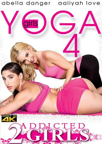 Yoga Girls 4 from Addicted 2 Girls front cover