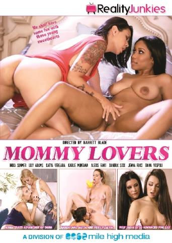 Mommy Lovers from Reality Junkies front cover