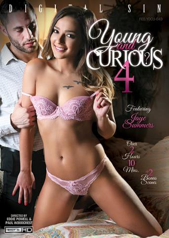 Young And Curious 4 from Digital Sin front cover