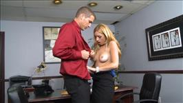 Dirty Office Flings Scene 1