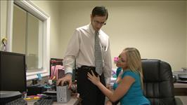 Dirty Office Flings Scene 3