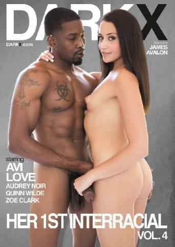 Her 1St Interracial 4