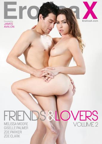 Friends And Lovers 2 from Erotica X front cover