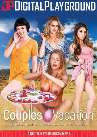 Couples Vacation from Digital Playground front cover