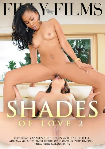 Shades Of Love 2 from Filly Films front cover