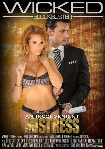 An Inconvenient Mistress from Wicked front cover