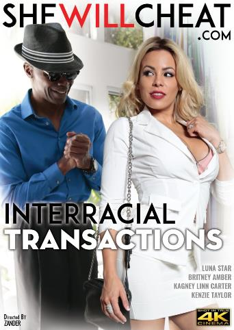 Interracial Transactions from Metro front cover
