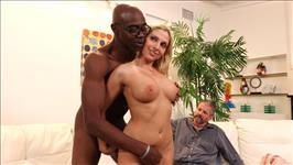 Interracial Cuckold Scene 4