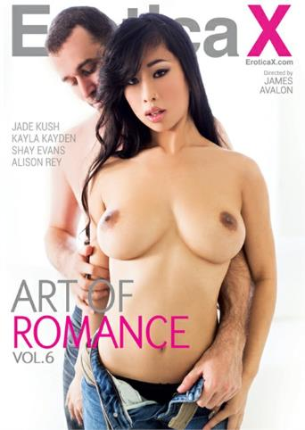 Art Of Romance 6 from Erotica X front cover