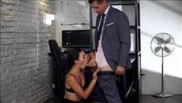 Tiffany Sexy Secretary