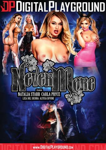 Nevermore from Digital Playground front cover