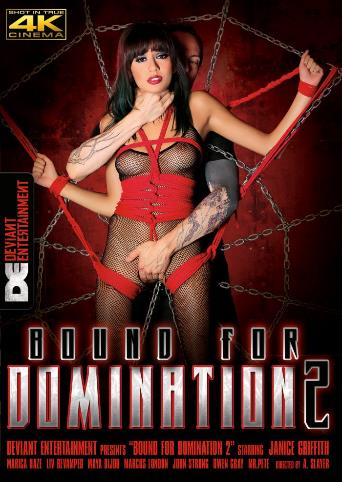 Bound For Domination 2 from Metro front cover