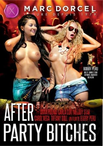 After Party Bitches from Marc Dorcel front cover