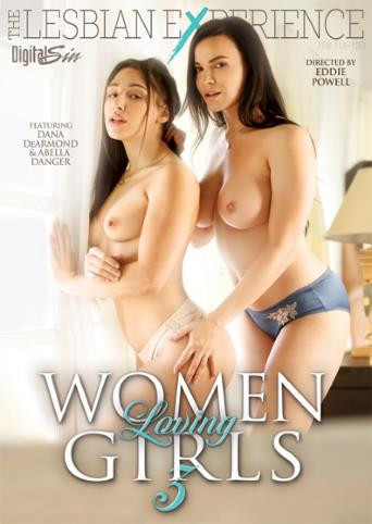 Women Loving Girls 3 from Digital Sin front cover