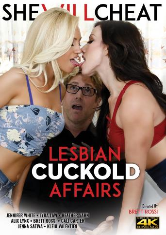 Lesbian Cuckold Affairs from Metro front cover