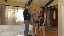 Lesbian Cuckold Affairs Scene 4