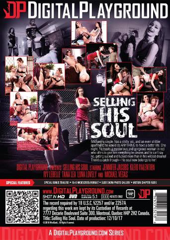 Selling His Soul from Digital Playground back cover
