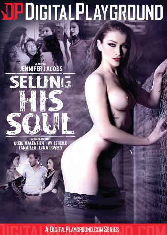 Selling His Soul from Digital Playground front cover