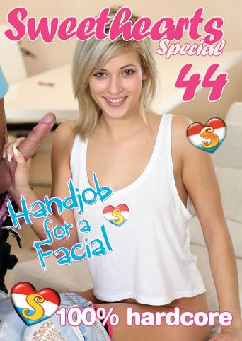 Sweethearts Special 44 Handjob For A Facial from Seventeen front cover