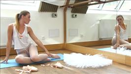 Sexy Flexy Ballerina Teens Scene 4