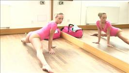 Sexy Flexy Ballerina Teens Scene 6