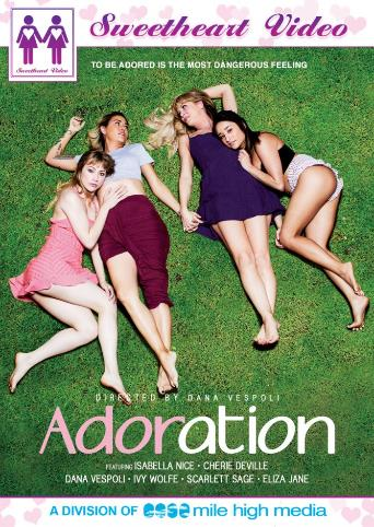 Adoration from Sweetheart front cover