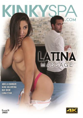 Latina Massage from Metro front cover