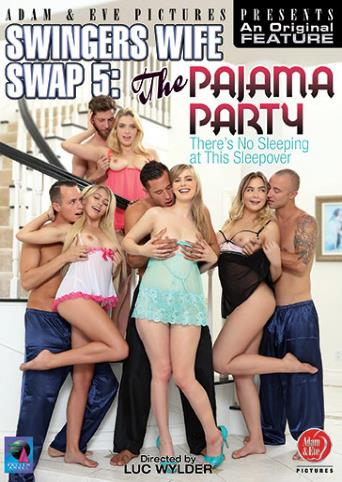 Swingers Wife Swap 5 The Pajama Party from Adam & Eve front cover