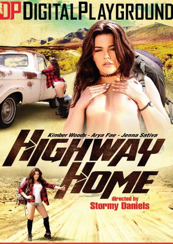 Highway Home from Digital Playground front cover