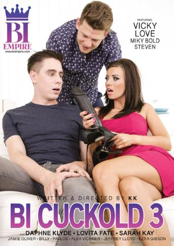 Bi Cuckold 3 from Bi Empire front cover