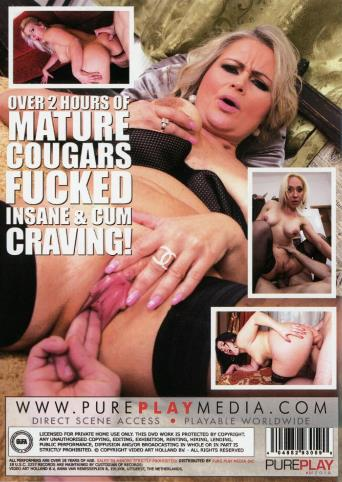 Mature Cougars Fucked from Mature back cover