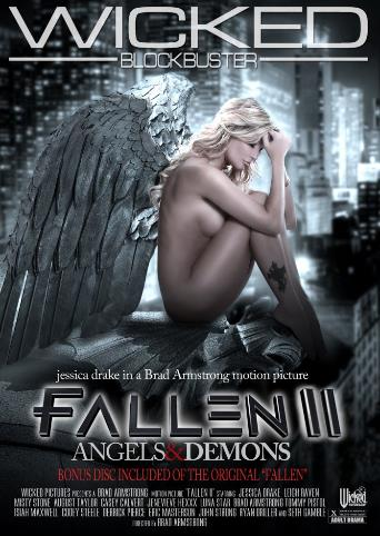 Fallen 2 Angels And Demons from Wicked front cover