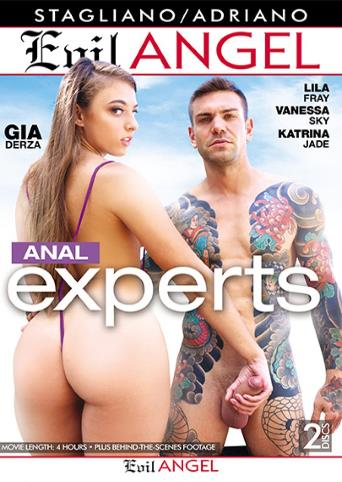 Anal Experts from Evil Angel front cover