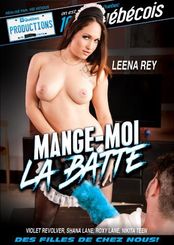 Mange Moi La Batte from My Quebec Productions front cover