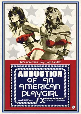 Abduction Of An American Playgirl from Vinegar Syndrome front cover