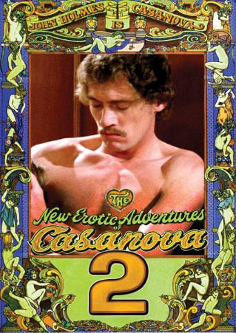 Erotic Adventures Of Casanova 2 from Vinegar Syndrome front cover