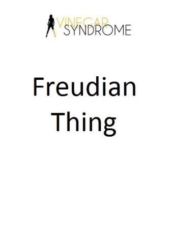 Freudian Thing from Vinegar Syndrome front cover