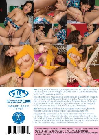 Girl Girl Sex 257 from Abby Winters back cover