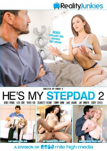 He's My Stepdad 2 from Reality Junkies front cover