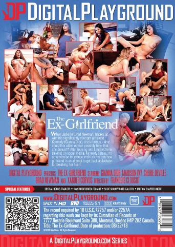 The Ex-Girlfriend from Digital Playground back cover