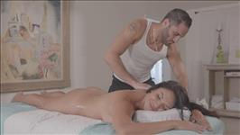 Busty MILF Massage Scene 4